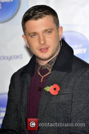 Plan B aka Ben Drew Barclaycard Mercury Music Prize held at the Roundhouse - Arrivals London, England - 01.11.12