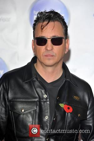 Richard Hawley  Barclaycard Mercury Music Prize held at the Roundhouse - Arrivals London, England - 01.11.12
