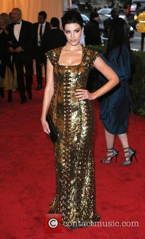 Jessica Pare aka Jessica Pare Schiaparelli and Prada 'Impossible Conversations' Costume Institute Gala 2012 at The Metropolitan Museum of Art...