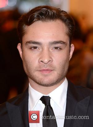 Ed Westwick and Metropolitan Museum Of Art