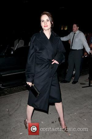 Michelle Dockery Met Ball 2012 Afterparty held...