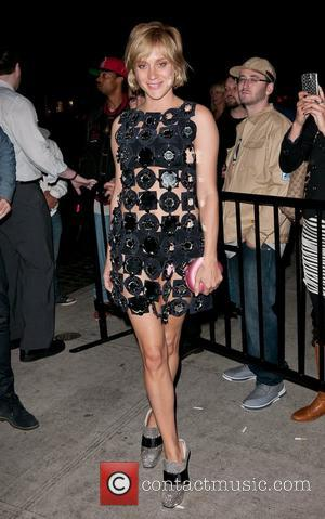 Chloe Sevigny Met Ball 2012 Afterparty held at The Standard Hotel New York City, USA - 07.05.12