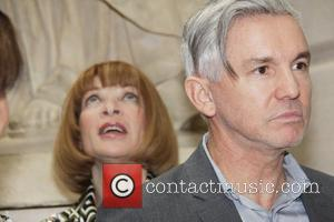 Anna Wintour, Baz Luhrmann and Metropolitan Museum Of Art