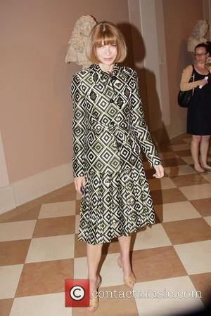 Anna Wintour and Metropolitan Museum Of Art