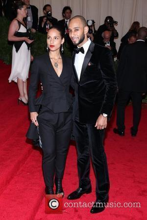 Alicia Keys, Swizz Beatz and Metropolitan Museum Of Art