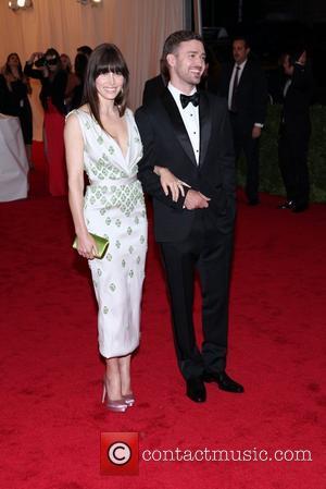 Justin Timberlake, Jessica Biel and Metropolitan Museum Of Art