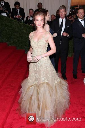 Leighton Meester Schiaparelli and Prada 'Impossible Conversations' Costume Institute Gala at The Metropolitan Museum of Art  New York City,...
