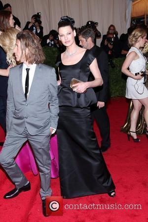 Linda Evangelista  Schiaparelli and Prada 'Impossible Conversations' Costume Institute Gala at The Metropolitan Museum of Art  New York...