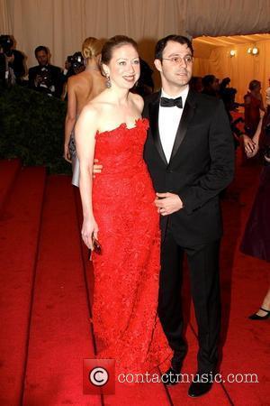 Chelsea Clinton and Metropolitan Museum Of Art