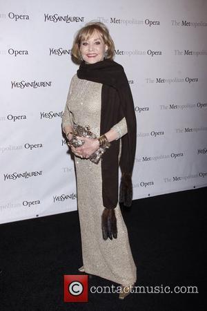 Barbara Walters  The Metropolitan Opera's premiere of 'Jules Massenet's Manon', held at the Metropolitan Opera House, Lincoln Center -...