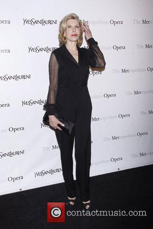 Christine Baranski  The Metropolitan Opera's premiere of 'Jules Massenet's Manon', held at the Metropolitan Opera House, Lincoln Center -...