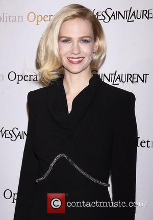 January Jones  The Metropolitan Opera's premiere of 'Jules Massenet's Manon', held at the Metropolitan Opera House, Lincoln Center -...