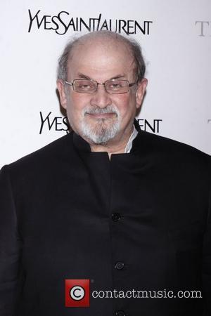 Salman Rushdie   Yves Saint Laurent sponsors The Metropolitan Opera's premiere of 'Jules Massenet's Manon' at the Metropolitan Opera...