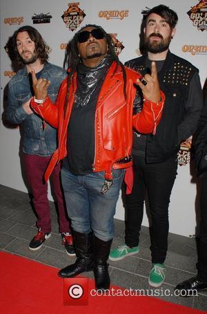 Skindred,  The Metal Hammer Golden Gods Awards at indigO2 London, England - 11.06.12