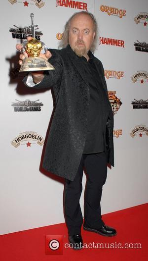 Bill Bailey,  The Metal Hammer Golden Gods Awards at indigO2 - Winner's Board London, England - 11.06.12