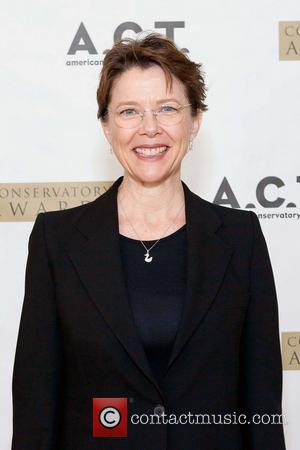 Annette Bening at the American Conservatory Theater hosting its Conservatory Awards Luncheon. San Francisco, USA - 24.01.12