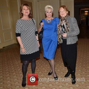 Actress & UNICEF Ambassador Mia Farrow  attend The Unicef Mother's Day lunch 2012 at The Four Seasons Hotel Dublin,...