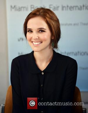 Zoey Deutch  attend the signing of  'Beautiful Creatures' at the 2012 Miami Book Fair International at Miami Dade...