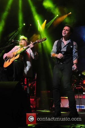 Jose Feliciano and Kris Allen