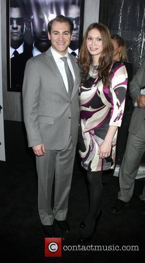 Michael Stuhlbarg 'Men in Black III' New York Premiere, held at the Ziegfeld Theater - Arrivals New York City -...