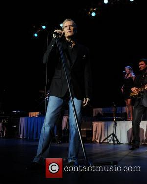 Michael Bolton performs at the Seminole Hard Hotel and Casinos' Hard Rock Live. Hollywood, Florida - 04.12.12