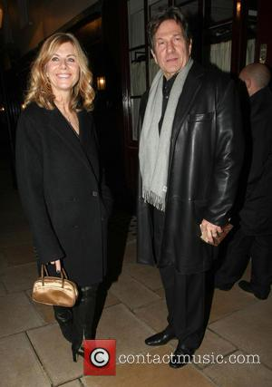 Michael Brandon and Glynis Barber