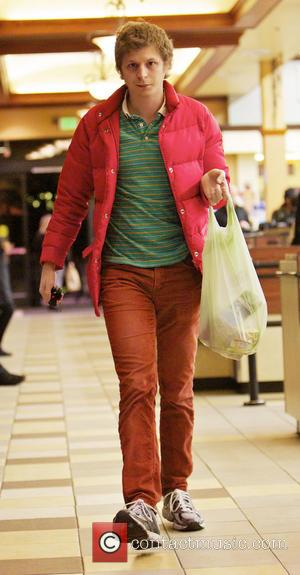 Michael Cera Michael Cera goes shopping for canned tuna and tomatoes at Gelson's Supermarket  Featuring: Michael Cera Where: Los...
