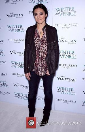 Michelle Branch performs at The Venetian Showroom to celebrate winter in Venice Las Vegas, Nevada - 15.12.11