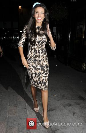 Michelle Keegan Laughs Off 'Crack' Headlines'