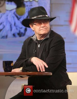 Micky Dolenz  appears on ABC's 'Good Morning America' where he talks about the untimely death of fellow Monkees group...