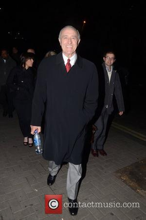 Len Goodman  Midnight Tango - Celebrity Gala held at the Aldwych Theatre - Departures London, England - 06.03.12