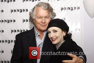 Chris Calkins and Bebe Neuwirth  Opening night after party for the CSC production of 'A Midsummer Night's Dream', held...