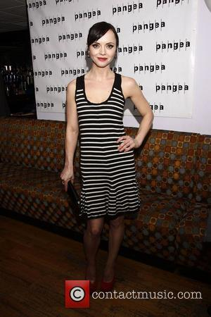 Christina Ricci  Opening night after party for the CSC production of 'A Midsummer Night's Dream', held at Pangea restaurant....