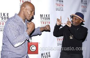 Mike Tyson, Celebration and Spike Lee