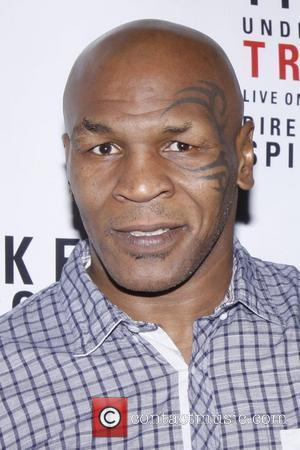 Mike Tyson and Celebration