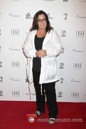 Rosie O'donnell Married Girlfriend In Secret Ceremony