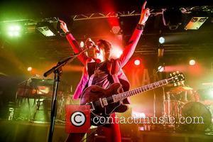 Miles Kane performs at Rock City Nottingham, England - 20.04.12