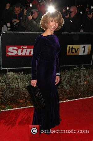 Helen Worth The Sun Military Awards 2011 - Arrivals London, England - 10.12.11