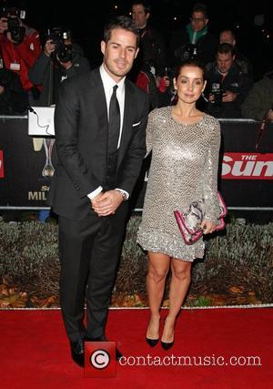 Jamie Redknapp and Louise Redknapp The Sun Military Awards 2011 - Arrivals London, England - 10.12.11