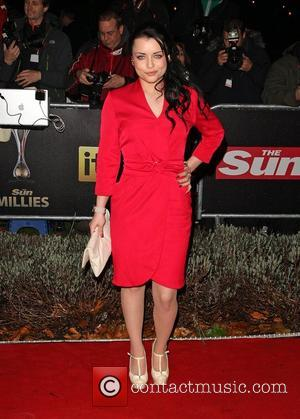 Shona McGarty The Sun Military Awards 2011 - Arrivals London, England - 10.12.11