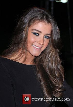 Brooke Vincent The Sun Military Awards 2011 - Arrivals London, England - 19.12.11