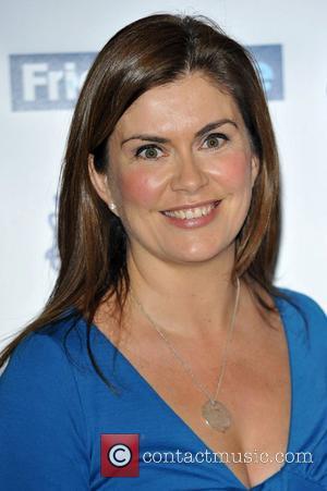 Amanda Lamb,  at the Mind Mental Health Media Awards at BFI Southbank London, England - 19.11.12
