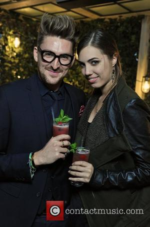 Henry Holland and Amber Le Bon