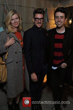 Laura Atkinson, Sunday Times Style, Henry Holland and Nick Grimshaw
