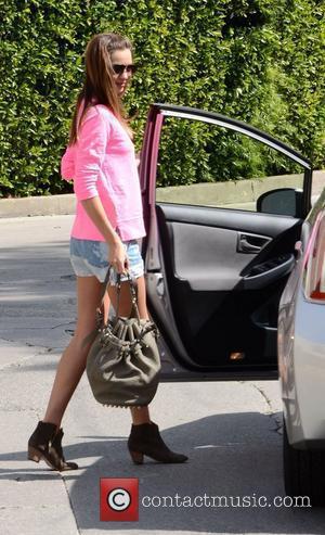 Miranda Kerr and Pink