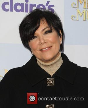 Kris Jenner and Grauman's Chinese Theatre