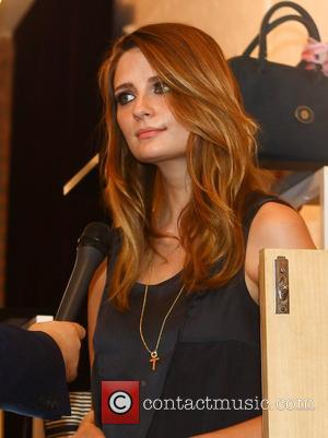 Mischa Barton  attends the launch of her flagship clothing boutique 'Mischa Barton' in Spitalfields Market London, England - 08.08.12
