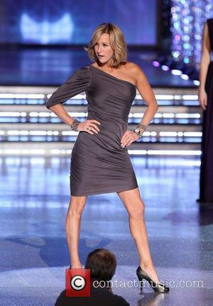 Lara Spencer 2012 Miss America Pageant Preliminary Day 1at The Theatre of Performing Arts at Planet Hollywood Resort and Casino...