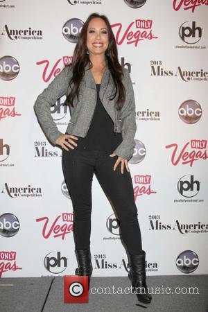 Cheryl Burke and Miss America