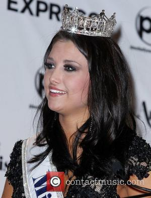 Laura Kaeppeler 2012 Miss America 2012 Miss America Pageant Winner News Conference at Planet Hollywood Resort and Casino  Las...